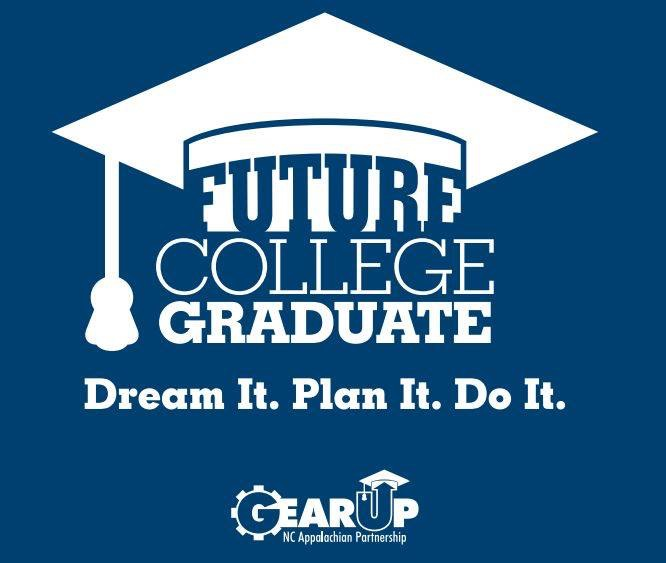 Future College Graduate (Gear Up Logo)
